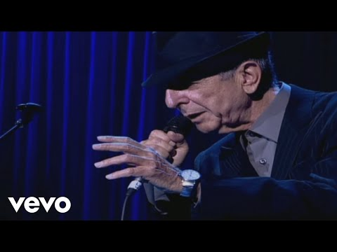 Leonard Cohen - First We Take Manhattan (Live in London)