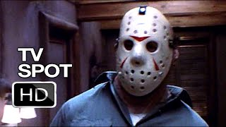 Friday The 13th 3D TV SPOT - New Dimension (2014) - Horror Sequel HD