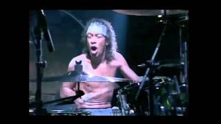 Van Halen - Pleasure Dome & Drum Solo