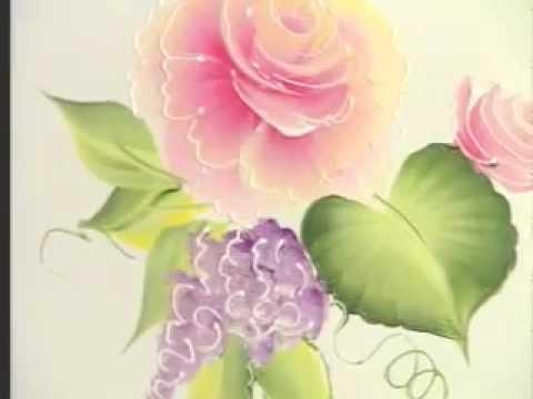 Super Apprendre à peindre 1 - YouTube YZ19