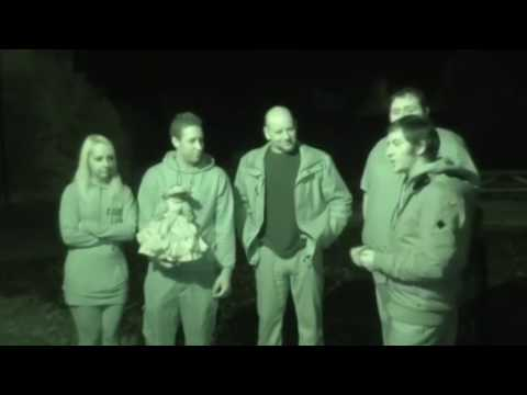 Spirit Medium Neil Cook With Project Paranormal The Last Battle For The Borders   Episode 2   SKY TV