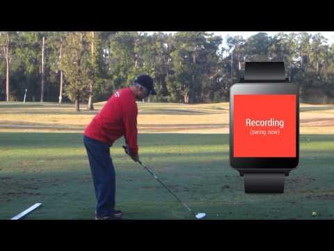 TrackMyGolf - Golf Swing Analyzer for Android Wear