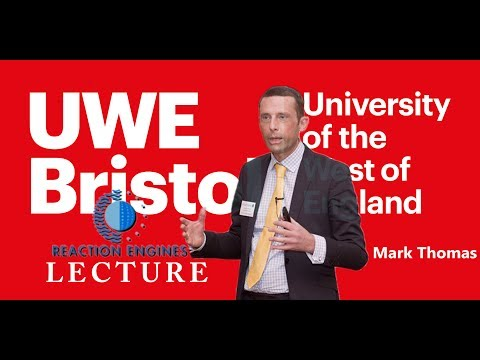 Skylon...Barnwell  Lecture 13.6.17 By Mark Thomas Reaction Engines.