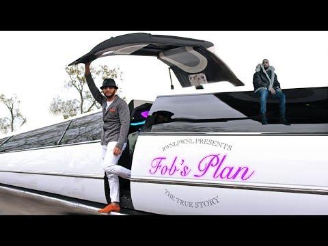 FOB'S PLAN (Drake - God's Plan Parody) - Farosty x Dawid | RwnlPwnl
