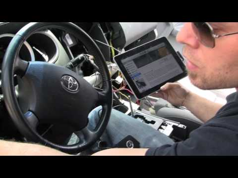 iPad in Car, Pt. 2, First Ever, SoundMan Car Audio