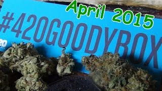 My 420 Goody Box April 2015