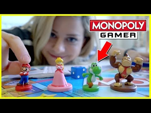 YOU NEED THIS GAME! MONOPOLY GAMER