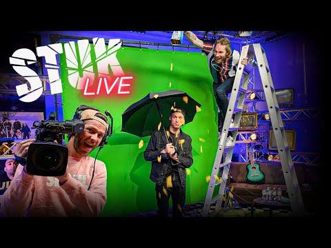 StukTV LIVE #2 | Wij gaan STUK voor Jou!