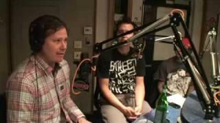 Blink 182 Interview on KROQ [PART 1]