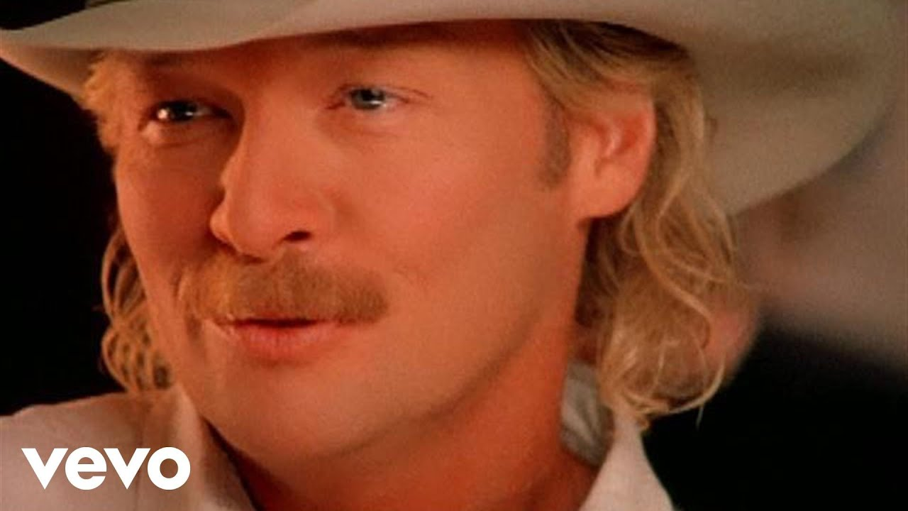 Alan Jackson It S Alright To Be A Redneck Youtube