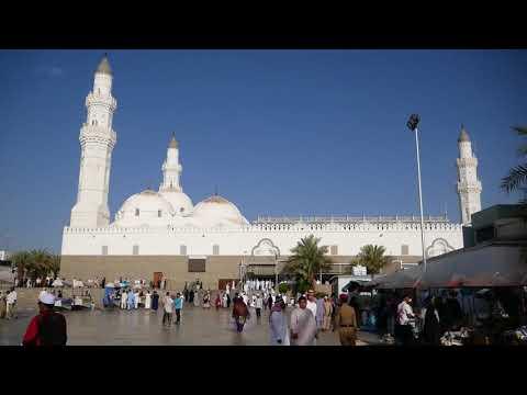 Travel Umrah BISA - City Tour Ke Masjid Quba