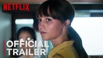 Earthquake Bird  | Official Trailer | Netflix