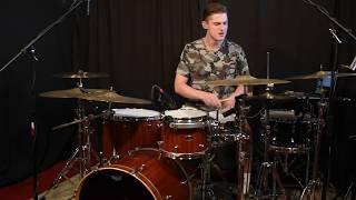 Скачать Anderson Paak Am I Wrong Feat Schoolboy Q Drum Cover By Ben Rhodehamel