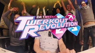Смотреть клип Da Tweekaz - Twerkout Revolution