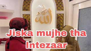 Our Namaaz room is complete now | And she tested negative Alahamdulillah | Shoaib Ibrahim | vlog