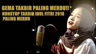 MERDU MENGGEMA TAKBIRAN 2018 & Kata-kata Pilihan Ucapan Selamat Idul Fitri