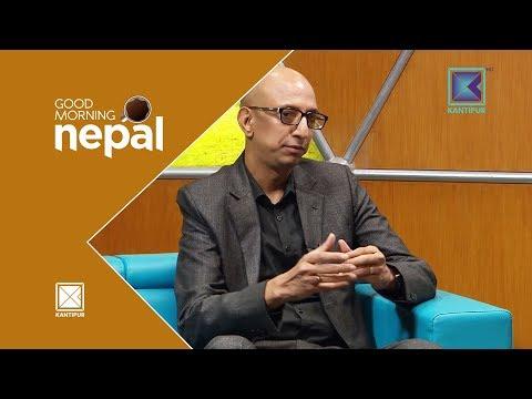 Dr. Abhinav Vaidya | World Health Day - Good Morning Nepal | 07 April 2018