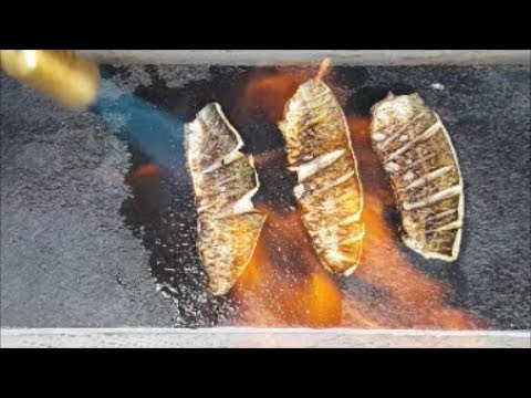 Blow Torch Mackerel. How To Prepare And Cook Fresh Mackerel #SRP #Mackerel