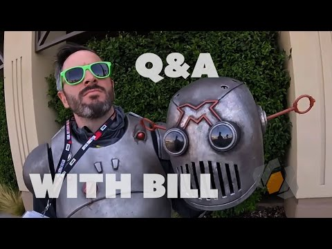 Prop: Live - Q&A with Bill - 7/29/2016
