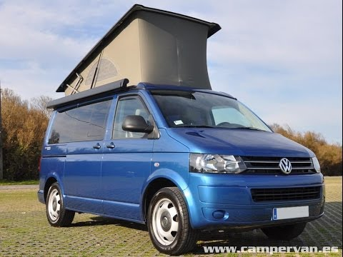 vw california beach review youtube. Black Bedroom Furniture Sets. Home Design Ideas