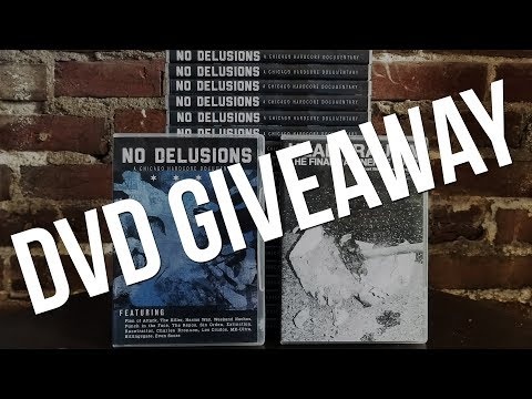 DVD Giveaway: No Delusions + Head Trauma - 동영상
