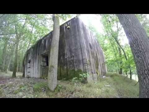 Lost Places - Bunker des ehem. Führerhauptquartier Adlerhorst im Taunus