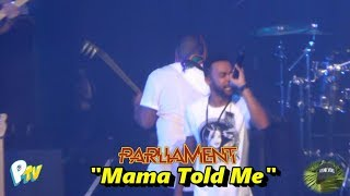 """Parliament - """"Mama told me"""""""