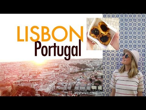 LISBON, PORTUGAL // Must-do travel tips!