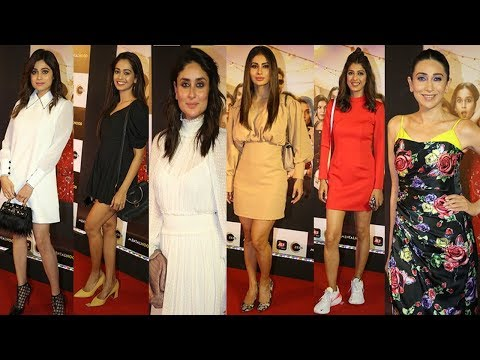 Celebrities At The Special Screening Of Web Series Mentalhood | Bollywood News | YOYO HUNGAMA from YouTube · Duration:  4 minutes 9 seconds