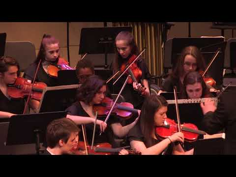 MHS Spring Orchestra Concert - May 1st, 2018