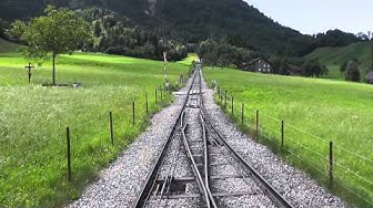 Stanserhorn - CabriO Bahn (1)
