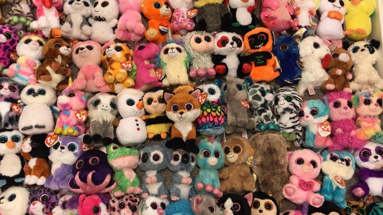 Beanie Boo Collection 350+  27fe72b072a9