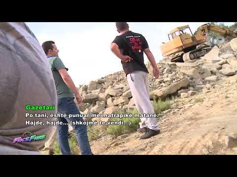 Fiks Fare/ Gurore 150 metra larg kanionëve të Osumit në Skrapar
