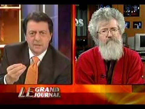 Jean-Luc Mongrain et Doc Pierre Mailloux au Grand Journal