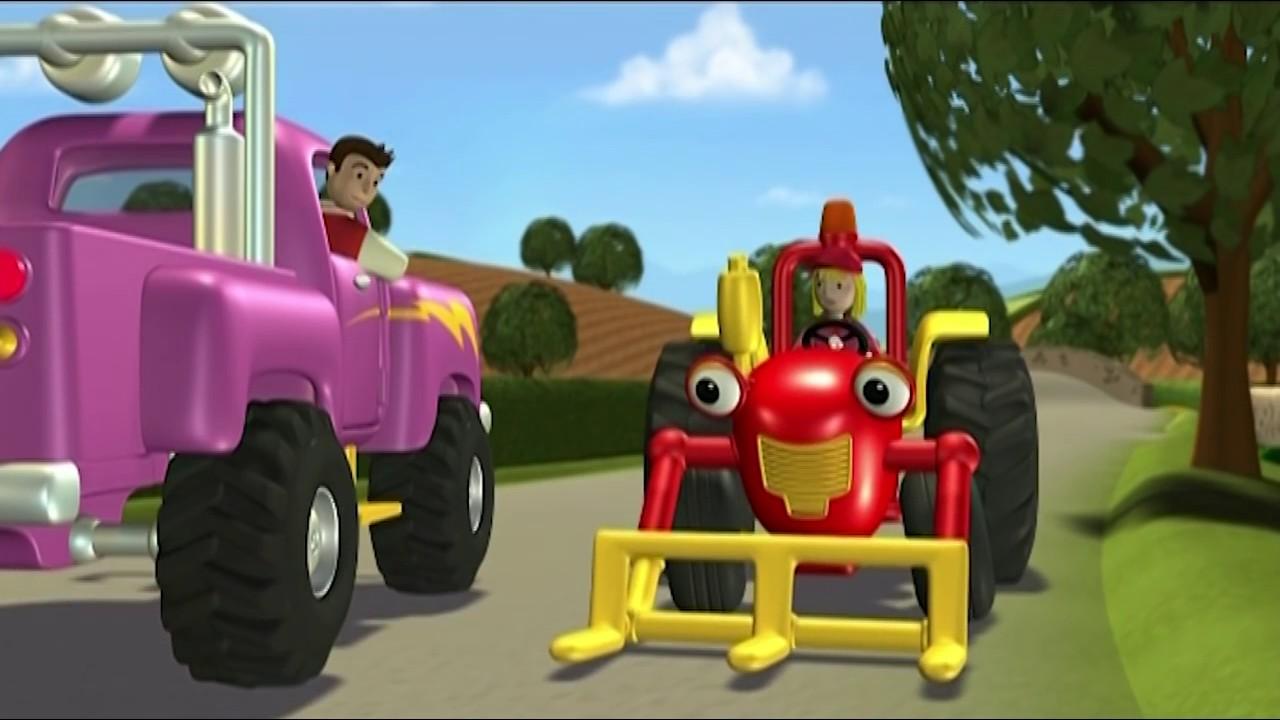 Tracteur tom 01 un t l phone qui cancane pisode complet fran ais youtube - Tracteur tom dessin anime ...
