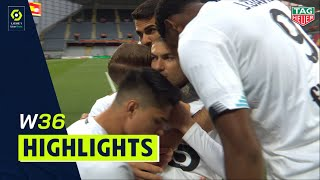 Highlights Week 36 - Ligue 1 Uber Eats / 2020-2021