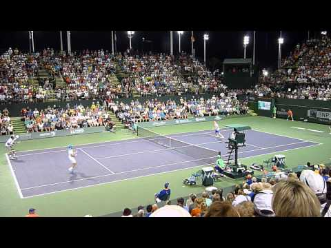 Andy Murray, BNP Paribas Open, Men's Doubles Ist Round