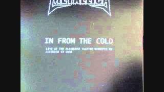 METALLICA LIVE-- WINNIPEG 12-13-86