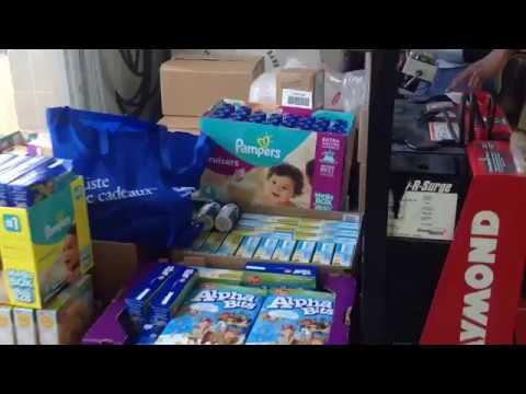 Food Bank Donations 2016 by COUPONING - Donated over $668+ worth