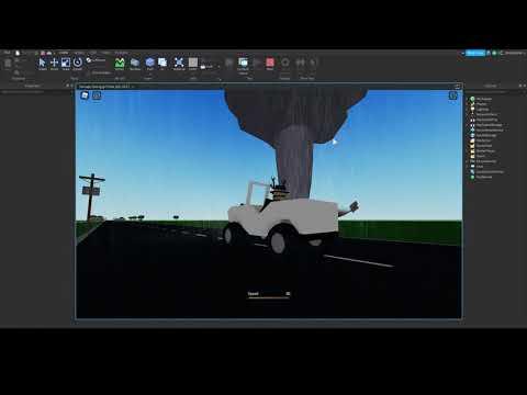 Chasing A EF5