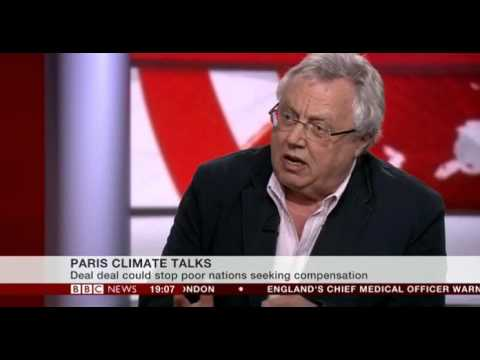 Why is Paris COP21 different to Copenhagen?  BBC News 11 Dec 15