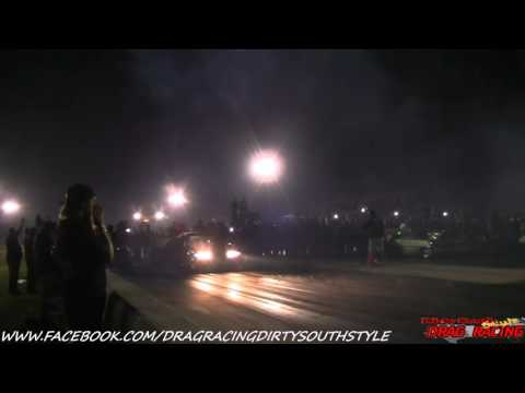 Outlaw Armageddon 2015: Lucifer (Davis Mangum) vs Swamp Thing/Long Top (Taggart)