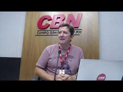 CBN Campo Grande (15/01/2020) - com Otávio Neto