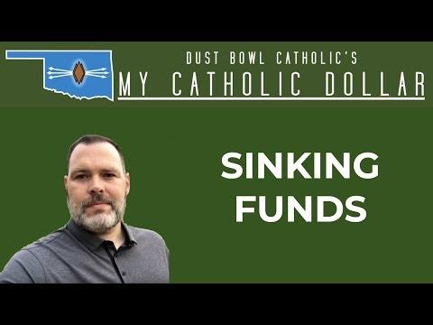 Sinking Funds - My Catholic Dollar 015