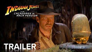 INDIANA JONES E OS CAÇADORES DA ARCA PERDIDA | Official Trailer | Paramount Movies