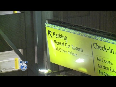 International parking structure level closures at Honolulu International Airport begin