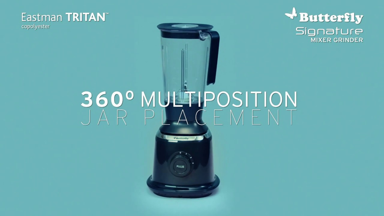 Signature - Butterfly\'s Premium Mixer Grinder - YouTube