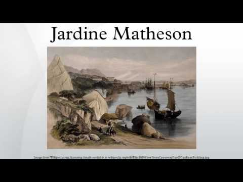 Jardine matheson youtube for Jardin jardine