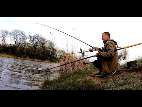 Майская РЫБАЛКА на ФИДЕР (Вечерняя зорька)Рыбалка для души!