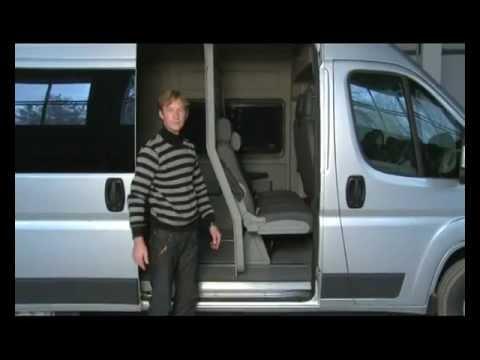 Peugeot Boxer Combi Transformer 2in1 грузопассажирский фургон